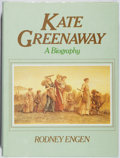 Books:Biography & Memoir, Rodney Engen. Kate Greenaway. Macdonald, 1981. First edition, first printing. Mild rubbing, else fine....