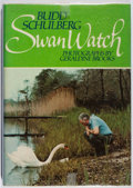 Books:Natural History Books & Prints, Budd Schulberg. INSCRIBED. Swan Watch. Delacorte Press, 1976. Second printing. Inscribed by the author. Mildewin...