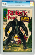 Silver Age (1956-1969):Superhero, Fantastic Four #64 (Marvel, 1967) CGC NM/MT 9.8 White pages....