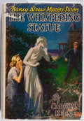 Books:Children's Books, Carolyn Keene. Nancy Drew Mystery Stories: The WhisperingStatue. Grosset & Dunlap, 1937. Later impression. Foxi...