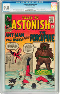 Silver Age (1956-1969):Superhero, Tales to Astonish #48 (Marvel, 1963) CGC NM/MT 9.8 Off-white towhite pages....