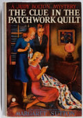 Books:Children's Books, Margaret Sutton. A Judy Bolton Mystery: The Clue in thePatchwork Quilt. Grosset & Dunlap, 1941. Later impression.S...