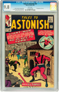 Silver Age (1956-1969):Superhero, Tales to Astonish #54 (Marvel, 1964) CGC NM/MT 9.8 White pages....