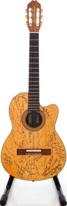 Musical Instruments:Electric Guitars, 1989 Gibson Chet Atkins Natural Solid Body Electric Guitar, Serial# 80659530. ...