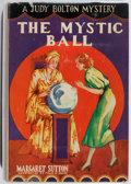 Books:Children's Books, Margaret Sutton. A Judy Bolton Mystery: The Mystic Ball.Grosset & Dunlap, 1934. Later impression. Slight lean. Very...