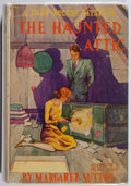 Books:Children's Books, Margaret Sutton. A Judy Bolton Mystery: The Haunted Attic.Grosset & Dunlap, 1932. Later impression. Price clipped. ...