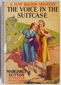 Books:Children's Books, Margaret Sutton. A Judy Bolton Mystery: The Voice in theSuitcase. Grosset & Dunlap, 1935. Later impression. Pri...