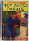 Books:Children's Books, Margaret Sutton. A Judy Bolton Mystery: The Ghost Parade.Grosset & Dunlap, 1933. Later impression. Slight lean. Ver...