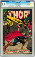 Silver Age (1956-1969):Superhero, Thor #143 Pacific Coast pedigree (Marvel, 1967) CGC NM/MT 9.8Off-white to white pages....