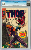 Silver Age (1956-1969):Superhero, Thor #140 Rocky Mountain pedigree (Marvel, 1967) CGC NM/MT 9.8Off-white to white pages....