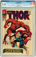 Silver Age (1956-1969):Superhero, Thor #135 Pacific Coast pedigree (Marvel, 1966) CGC NM/MT 9.8 Whitepages....