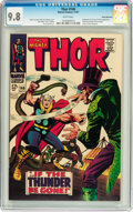Silver Age (1956-1969):Superhero, Thor #146 Rocky Mountain pedigree (Marvel, 1967) CGC NM/MT 9.8White pages....