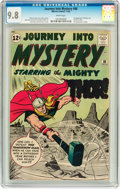 Silver Age (1956-1969):Superhero, Journey Into Mystery #86 (Marvel, 1962) CGC NM/MT 9.8 Whitepages....