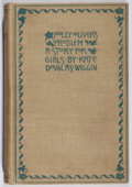 Books:Children's Books, Kate Douglas Wiggin. INSCRIBED. Polly Oliver's Problem.Houghton Mifflin, 1896. Later impression. Signed and i...