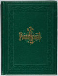 Books:Literature Pre-1900, William Cullen Bryant. A Forest Hymn. Hurd & Houghton,1860. Later impression. Leaning. Gift inscription. Foxing. Ve...