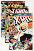 Modern Age (1980-Present):Superhero, X-Men #131-143 Group (Marvel, 1980-81) Condition: Average VF-....(Total: 13 Comic Books)