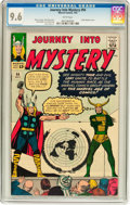Silver Age (1956-1969):Superhero, Journey Into Mystery #94 (Marvel, 1963) CGC NM+ 9.6 White pages....