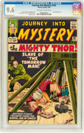Silver Age (1956-1969):Superhero, Journey Into Mystery #102 (Marvel, 1964) CGC NM+ 9.6 Off-white to white pages....
