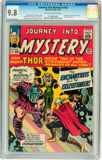 Journey Into Mystery #103 (Marvel, 1964) CGC NM/MT 9.8 Off-white to white pages