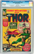 Silver Age (1956-1969):Superhero, Journey Into Mystery #108 (Marvel, 1964) CGC NM+ 9.6 Whitepages....