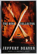 Books:Mystery & Detective Fiction, Jeffery Deaver. The Bone Collector. Viking, 1997. Firstedition, first printing. As new....