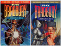 Books:Science Fiction & Fantasy, Ray Bradbury. SIGNED. The Ray Bradbury Chronicles. Vol. 1 & 2. Bantam, 1992. First trade edition, first printing...