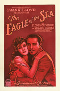 "Movie Posters:Adventure, The Eagle of the Sea (Paramount, 1926). One Sheet (27"" X 41"") StyleA.. ..."