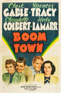 "Movie Posters:Drama, Boom Town (MGM, 1940). One Sheet (27"" X 41"") Style C.. ..."