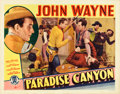 "Movie Posters:Western, Paradise Canyon (Monogram, 1935). Half Sheet (22"" X 28"").. ..."