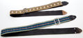 Musical Instruments:Miscellaneous, 1970s Ace Guitar Strap Lot of 2...