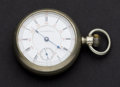 Timepieces:Pocket (post 1900), Rockford Private Label 18 Size Pocket Watch. ...