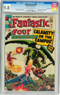 Silver Age (1956-1969):Superhero, Fantastic Four #35 Pacific Coast pedigree (Marvel, 1965) CGC NM/MT9.8 Off-white to white pages....