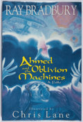 Books:Science Fiction & Fantasy, Ray Bradbury. SIGNED. Ahmed and the Oblivion Machines. Avon, 1998. First edition, first printing. Signed by the au...
