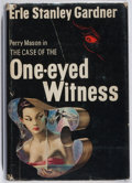 Books:Mystery & Detective Fiction, Erle Stanley Gardner. The Case of the One-Eyed Witness.William Morrow, [1950]. First edition. Some wear, toning, an...