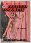 Books:Mystery & Detective Fiction, Erle Stanley Gardner. The Case of the Cautious Coquette.William Morrow, [1949]. First edition. Some wear, toning, a...