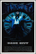 "Movie Posters:Science Fiction, Dark City (New Line, 1998). One Sheet (27"" X 41""). DS. Science Fiction.. ..."