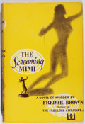 Books:Mystery & Detective Fiction, Frederic Brown. The Screaming Mimi. Dutton, [1949]. Bookclub edition. Some rubbing, wear, and toning. Very good....