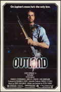 "Movie Posters:Science Fiction, Outland (Warner Brothers, 1981). One Sheet (27"" X 41""). ScienceFiction.. ..."