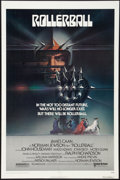 """Movie Posters:Science Fiction, Rollerball (United Artists, 1975). One Sheet (27"""" X 41""""). ScienceFiction.. ..."""