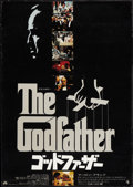 "Movie Posters:Crime, The Godfather (Paramount, 1972). Japanese B2 (20"" X 29""). Crime....."