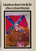 Books:Fiction, Richard Brautigan. A Confederate General from Big Sur.Grove, 1964. First edition, first printing. Jacket lightly to...