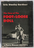 Books:Mystery & Detective Fiction, Erle Stanley Gardner. The Case of the Foot-Loose Doll.Morrow, 1958. First edition, first printing. Producer's c...