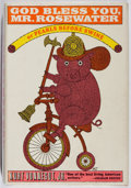 Books:Literature 1900-up, Kurt Vonnegut. God Bless You, Mr. Rosewater or Pearls BeforeSwine. Holt, Rinehart, and Winston, 1965. First edition...
