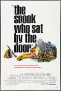 "Movie Posters:Blaxploitation, The Spook Who Sat by the Door and Other Lot (United Artists, 1973).One Sheets (2) (27"" X 41""). Blaxploitation.. ... (Total: 2 Items)"