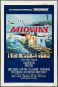 "Movie Posters:War, Midway & Others Lot (Universal, 1976). One Sheets (3) (27"" X41""). Sensurround Style. War.. ... (Total: 3 Items)"