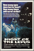 "Movie Posters:Horror, Night of the Lepus & Other Lot (MGM, 1972). One Sheets (2) (27"" X 41""). Horror.. ... (Total: 2 Items)"