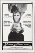 """Movie Posters:Comedy, Minnie and Moskowitz (Universal, 1971). One Sheet (27"""" X 41""""). Comedy.. ..."""