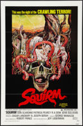 "Movie Posters:Horror, Squirm (American International, 1976). One Sheet (27"" X 41""). Horror.. ..."