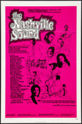 "Movie Posters:Documentary, The Nashville Sound (Ivy Films, 1972). One Sheet (27"" X 41"").Documentary.. ..."