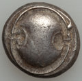 Ancients:Greek, Ancients: Thebes. Ca. 395-338 BC. AR stater (12.02 gm). ...